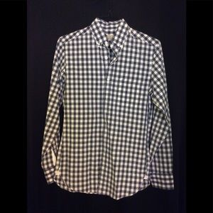 JCrew Cotton Button Down Shirt